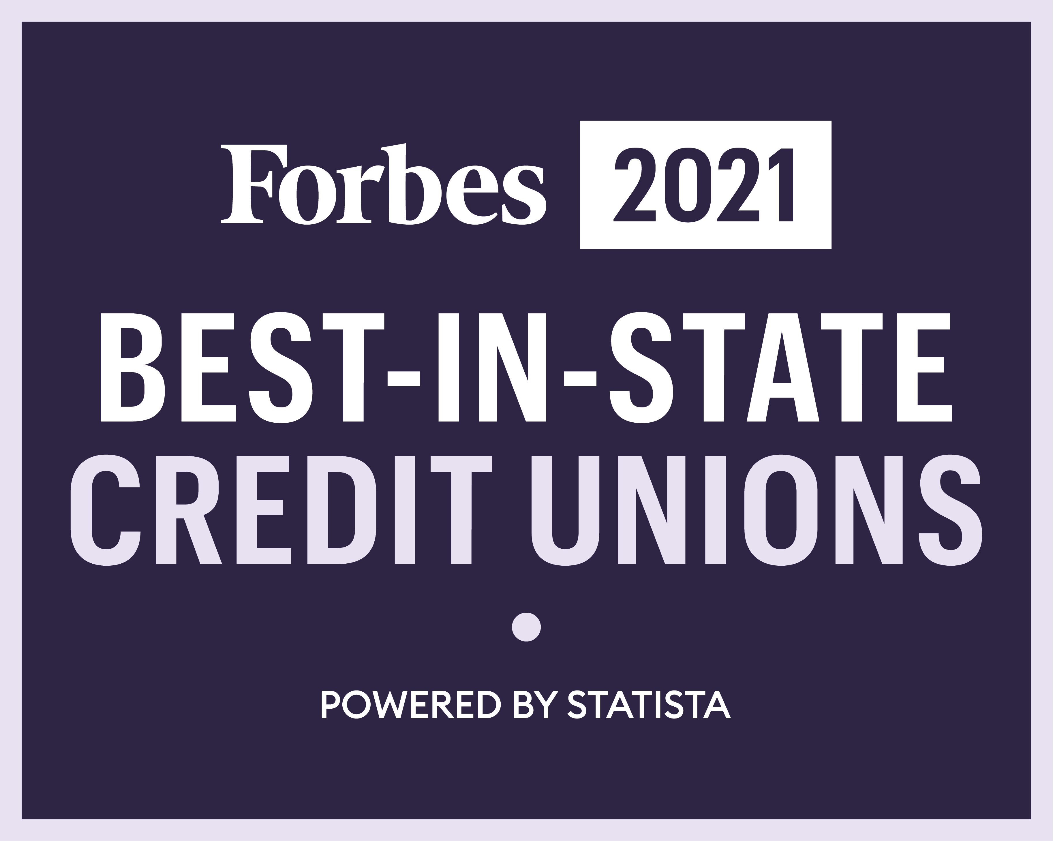 Vermont Federal Credit Union Ranks On Forbes' 2021 Best-In-State Credit Unions List